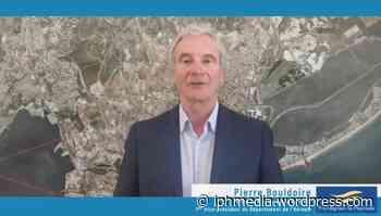 FRONTIGNAN : Le maire fait un point de situation juste avant le déconfinement. - IPH Média