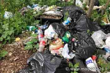 Discariche abusive nei boschi di Samarate. Niente quarantena per l'inciviltà - MALPENSA24 - malpensa24.it