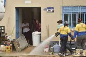 Chuva em Alfredo Chaves: o drama de quem ainda espera por auxílio - A Gazeta ES
