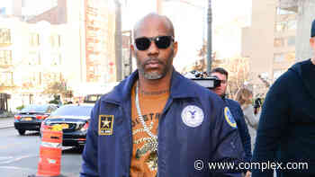 DMX Wants to Go Against JAY-Z in Verzuz Hit Battle - Complex