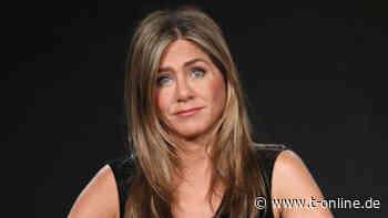 Jennifer Aniston gibt humorvolle Einblicke in Corona-Isolation - t-online.de