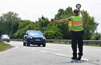 Mit Tempo 183 auf der Landstraße: Polizei bremst Raser aus - Passauer Neue Presse
