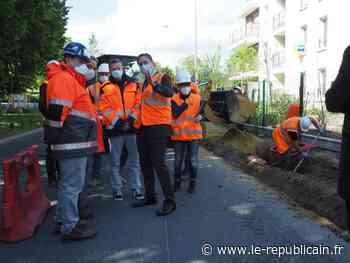Mennecy : la santé des travailleurs sur le chantier Darblay avant tout - Le Républicain de l'Essonne