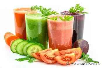 Atelier bien-être : les jus vitaminés Jennifleurs 12 septembre 2020 - Unidivers