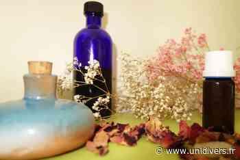 Atelier cosmétique : liqueur d'amour Maison de la Transition 4 juillet 2020 - Unidivers