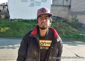 Joven de Tecamachalco no sabe cómo llegó a Huejotzingo: busca a sus padres - Municipios Puebla
