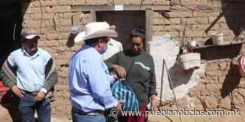 Culmina primera etapa de entrega de apoyo alimentario en Chignahuapan - Puebla Noticias