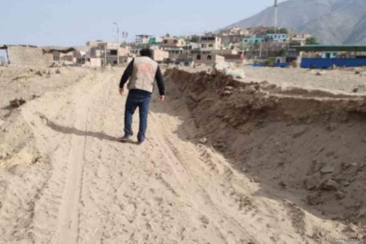 ¡Alerta!: Sector Cultura denuncia daños en sitio arqueológico Cementerio Macatón de Huaral - Agencia Andina