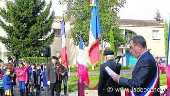 Saint-Hilaire-de-Lusignan. Le 8-Mai en format restreint - ladepeche.fr