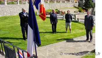 Cérémonie du 8-Mai en comité réduit à Font-Romeu-Odeillo-Via - L'Indépendant