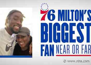 Milton's Biggest Fan, Near or Far