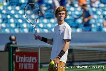 Andrey Rublev asked to choose between Maria Sharapova and Anna Kournikova on IG Live - Tennis World USA