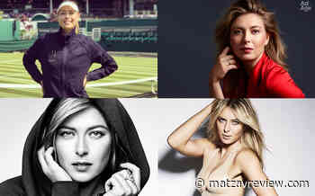 Goodbye, Masha! Photos and career of Maria Sharapova in her retirement - Matzav Review