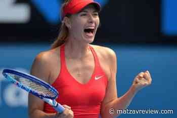 Maria Sharapova is impressed by his own popularity after a tweet viral - Matzav Review