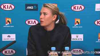 """It's Not What I Expected"" – Maria Sharapova On Her Transition From Tennis - Essentially Sports"