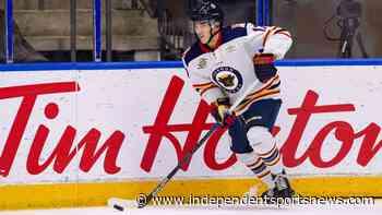 Mill Bay BC Jojo Tanaka-Campbell CJHL Academic Player of the Year - Island Sports News