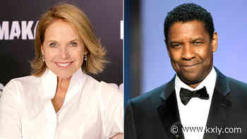 Katie Couric on 'uncomfortable' interview with Denzel Washington - KXLY Spokane