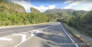 Acidente bloqueia BR-116 em Campina Grande do Sul - Mobilidade Curitiba