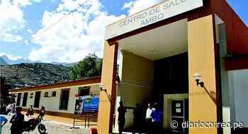 Trabajadores de centro de salud de Ambo dan positivo al COVID-19 - Diario Correo