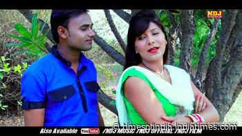Watch Out Popular 'Haryanvi' Song Music Video - 'Bottal Ke Muh Laya Karu' Sung by Rajender Dagar - Times of India