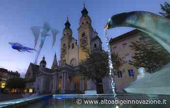 Riflettere sull'importanza di acqua e luce: il Brixen Water Light Festival lancia il segnale | Alto Adige Innovazione - Alto Adige Innovazione