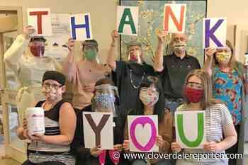 'Outpouring of love and support' at White Rock retirement residence - Cloverdale Reporter