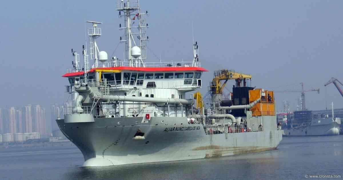 Bajante histórica del Paraná: el puerto de San Pedro asegura calado operativo - El Cronista Comercial