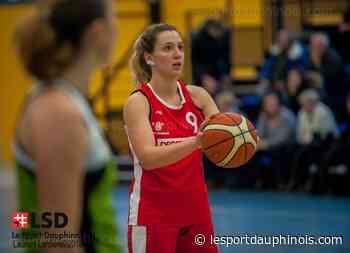 #NF2 Justine Arquillière (USSE) signe à l'AS Tullins-Fures - LSD - LSD - Le sport dauphinois