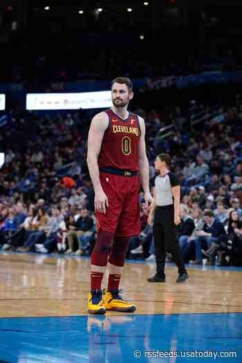 Kevin Love on 'The Last Dance': Toughest part of job remains 'off the court' scrutiny