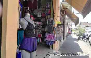 Reabren algunos comercios en Sahuayo y Jiquilpan - Quadratín - Quadratín Michoacán