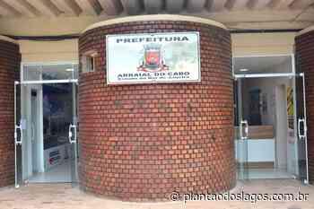 PROLAGOS instala reservatórios de água potável nos distritos de Arraial do Cabo - Plantão dos Lagos