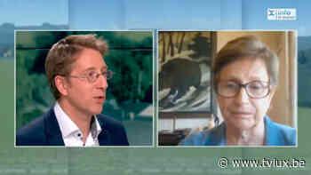 Michèle Mons Delle Roche prête à ceindre l'écharpe mayorale - TV Lux