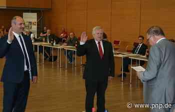 Georg Greil ist weiter 2., Bernhard Gruber 3. Bürgermeister - Passauer Neue Presse