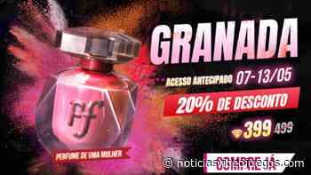"""Nueva piel de Granada """"Perfume de mujer"""" disponible en tienda - NoticiasVideojuegos"""