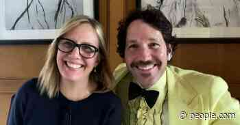 Paul Rudd's Family Threw Him an Adorable At-Home Birthday Celebration amid Coronavirus Pandemic - PEOPLE