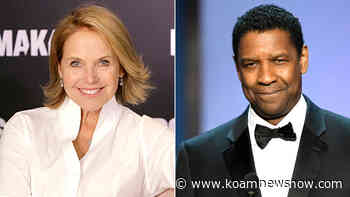 Katie Couric on 'uncomfortable' interview with Denzel Washington - KoamNewsNow.com