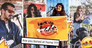 Malta's Alternative Music Festival Rock The South 2020 To Be Held Online - Lovin Malta