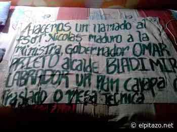 Zulia | Presas del retén San Carlos protestan por falta de alimentos - El Pitazo