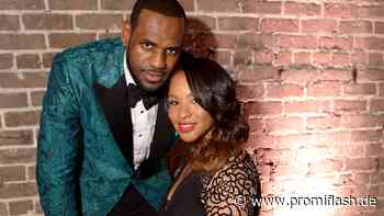 Betrügt NBA-Star LeBron James seine Frau mit Insta-Model? - Promiflash.de