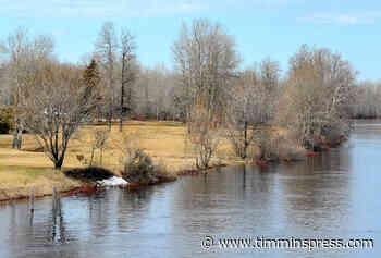 Mattagami River flood warning lifted - Timmins Press