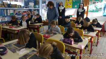 Bondues : des cours le matin à Saint-Joseph - Sainte-Marie - La Voix du Nord