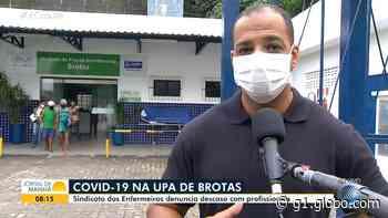 Doze profissionais da UPA de Brotas, em Salvador, testam positivo para Covid-19 - G1