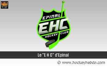 Hockey sur glace : D1 : de Meudon à Epinal - Transferts 2020/2021 : Epinal (EHC) - hockeyhebdo Toute l'actualité du hockey sur glace