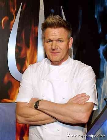 Gordon Ramsay: So lebt der Starkoch privat - PROMIPOOL