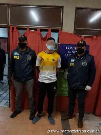 Isidro Casanova: detuvieron al prófugo que asesinó a Laura Goitea de un disparo en la cabeza - Matanza Digital