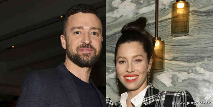 Justin Timberlake Shares a Sweet Message for Wife Jessica Biel on Mother's Day