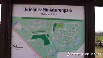 Corona-Lockerungen: Miniaturenpark Elsterwerda hat wieder geöffnet - Lausitzer Rundschau