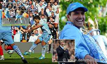 The inside story of Manchester City's 2012 Premier League title and Sergio Aguero's Hollywood moment