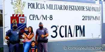 Policiais Militares salvaram bebê engasgado em Itapevi - Correio Paulista