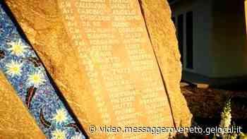 Gemona, 44 anni dopo: la cerimonia in ricordo delle vittime del terremoto del Friuli - Messaggero Veneto